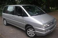 Peugeot 806 disell