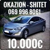 OKAZION - HYUNDAI AVANTE 2015 - 10.000€