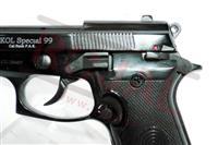 Pistolet manover