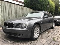 BMW 760 IL  MAKIN E BLINDUAR VR7