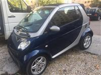 Smart ForTwo 599 cc cabriolet