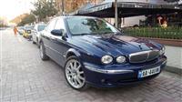 Jaguar x type  .i diskutueshem mundesi nderrimi
