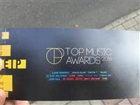 2 bileta Top Music Awards