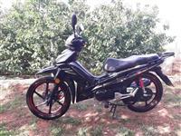 Motor Dayang Bobo 2, 125cc, 2015