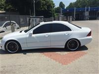 Mercedes c32 AMG SUPER MAKINE