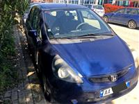 Honda Jazz Benzine+Gaz