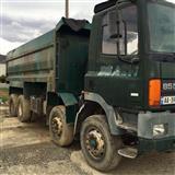 Kamion DAF 4akse