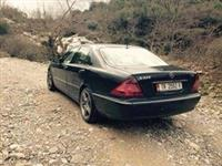 mercedes s320 edition