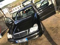 Mercedes Benc C220 Avant-garde full option