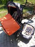 Karroce per femije me kosh.