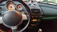 Smart roadster benzin