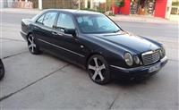 Mercedes benz E300 turbo 1999