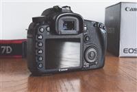 Trupi Canon 7d DSLR plus lente të ndryshme