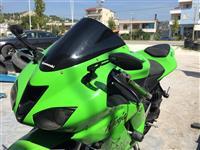 Kawasaki ninja 2009 full power