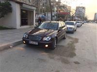 Mercedes C220 Elegance Full