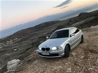 BMW 318 Benzin + Gaz Me letra Te rregullta