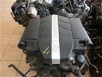 MOTORR MERCEDES BENZ  W203/W211 2.4 V6 BENZINE
