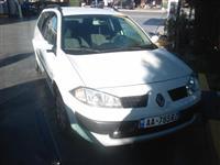Renault Megane 1.6 benzin gaz