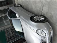 Mercedes 500 benzin