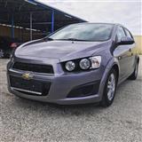 SHITET Chevrolet Aveo 2012