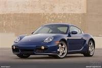 Porsche Cayman benzin
