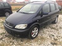 Opel Zafira 7 ulse