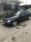 Mercedes Benz c220 euro 4 automatic