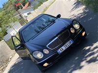 Benz E-Class 220 CDI Nafte, Automatike, NDERROHET