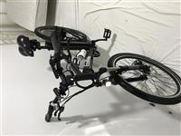Shitet bicikleta me batteri sapo ardhur nga suedia