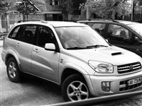 Toyota RAV4 4x4 2004