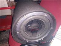 Amplifikator-wofer pioneer 1100 wat