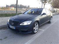 Benz S 320 look AMG