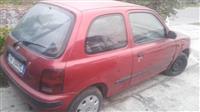 Nissan Micra benzin -94