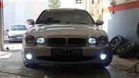 Jaguar X-Type Benzin + Gaz