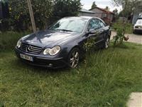 Mercedes Benz Clk 270