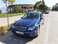 MercedesBenz C220 CDI 2001