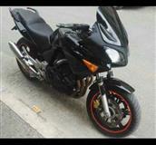 Honda CBF 600cc . NNderrohet me skuter plus leke