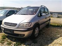 OPEL ZAFIRA 7 VENDESH