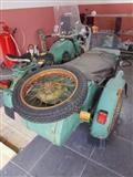 Motor tricikel