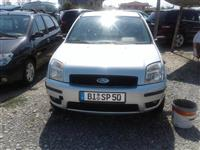FORD FUSION + 1.4 TDCI ME NAFTE