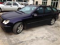 Mercedes Benx 2002