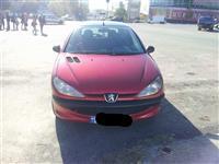 Peugeot 206 benzin gaz 2002