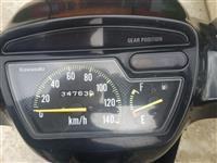 Kawasaki 111 cc