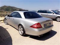 Mercedes Benz CL500 AMG Benzine/Gaz