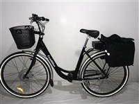Shitet bicikleta me batteri sapo ardhur nga suedij
