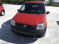 Fiat Panda 2007-2008