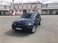 BMW X3 benzin+gaz