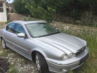 Jaguari x type per pjes