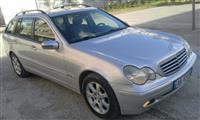 Mercedes-Benz c klase 220 cdi 2001
