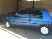 Peugeot 206 benzin -97